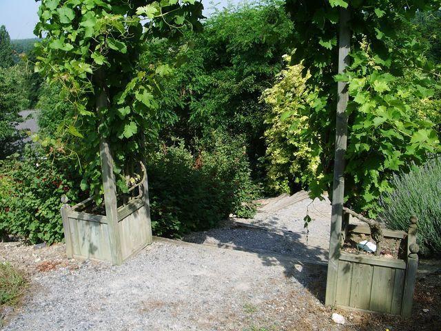 Briollay aujourd 39 hui for Jardin botanique hiver 2016